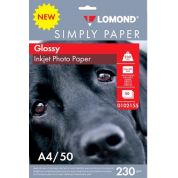 Glossy Photo Paper, A4, 230 г/м2