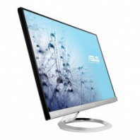 "Монитор 27"" ASUS MX279HE Silver (IPS, LED, Wide, 1920x1080, 5ms, 178°/178°, 250 cd/m, 80,000,000:1,"