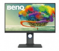 "Монитор 27"" BenQ PD2700U Gray с поворотом экрана (4K, IPS, LED, 3840x2160, 5 ms, 178°/178°, 350 cd/m"