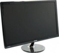 "Монитор 24"" ASUS VS248HR black (LED, Wide, 1920x1080, 1 ms GTG , 170°/160°, 250 cd/m, 50`000`000:1,"