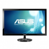 "МОНИТОР 27"" ASUS Gaming VS278H black (LED, LCD, Wide, 1920x1080, 1 ms GTG , 170°/160°, 300 cd/m, 80`"