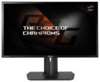 "МОНИТОР 24"" ASUS Gaming ROG PG248Q Black (LED, Wide, 1920x1080, 180Hz, 1ms, 170°/160°, 350 cd/m, 100"