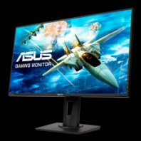 "МОНИТОР 27"" ASUS Gaming VG278Q Black (1920x1080, 1ms, 170°/160°, 144Hz, 400 cd/m, 100M:1, +DVI, +DP,"