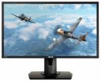 "МОНИТОР 24"" ASUS Gaming VG245H Black (LED, Wide, 1920x1080, 75Hz, 1ms, 170°/160°, 250 cd/m, 100,000,"