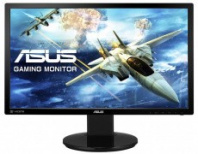 "МОНИТОР 24"" ASUS Gaming VG248QZ Black (LED, Wide, 1920x1080, 144Hz, 1ms, 170°/160°, 350 cd/m, 80,000"