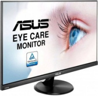 "МОНИТОР 27"" ASUS VC279HE Eye Care Black (IPS, LED, Wide, 1920x1080, 5ms, 178°/178°, 250 cd/m, 80,000"