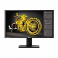 "МОНИТОР 28"" ASUS PB287Q black (LED, LCD, Wide, 3840x2160, 1 ms GTG , 170°/160°, 300 cd/m, 100`000`00"